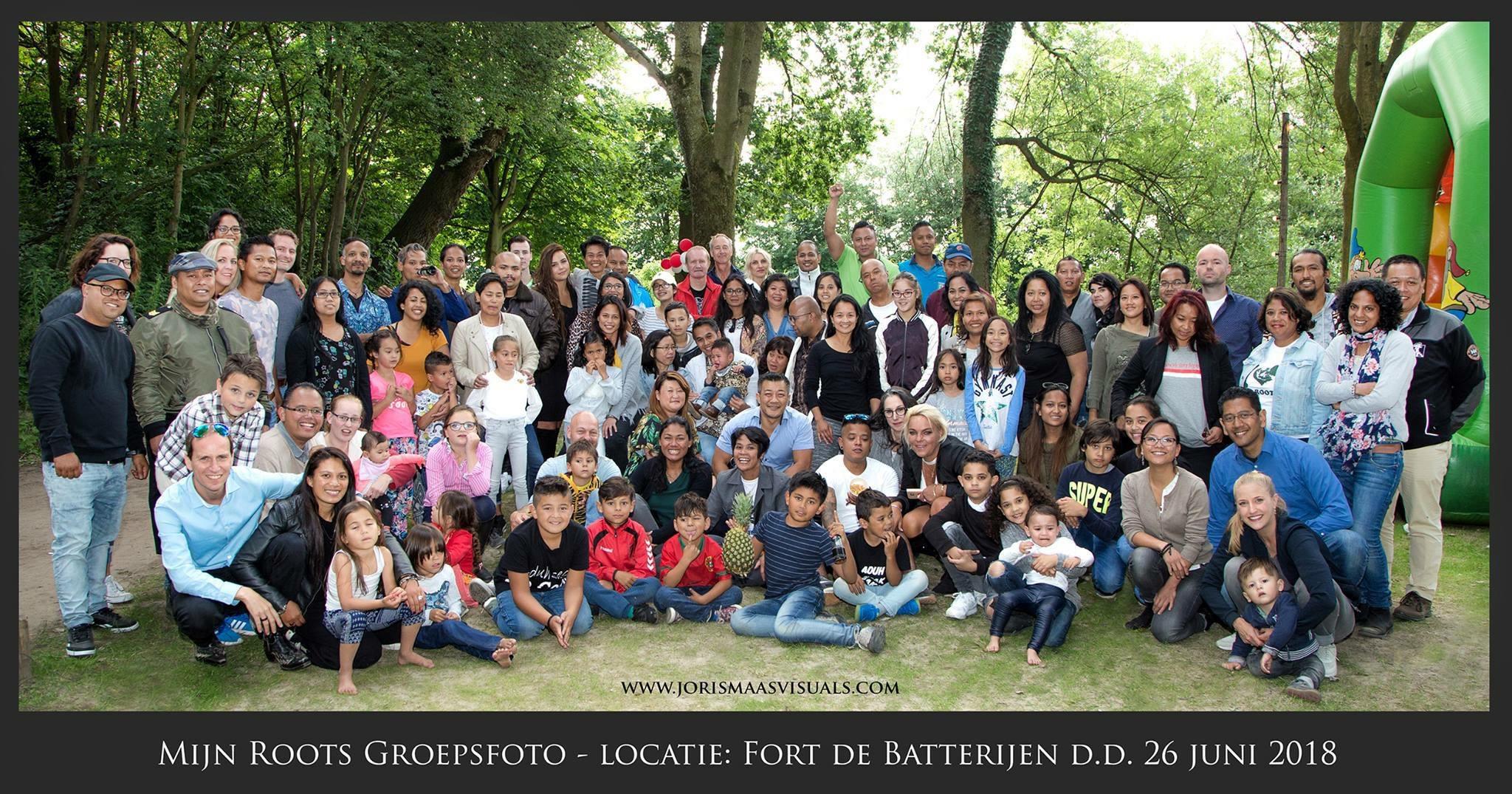 Bijeenkomst Fort de Batterijen te Nieuwegein
